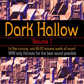 Dark Hallow Volume 1 is a collection of 16 Ambient mood tracks for any horror or dark setting game or project.