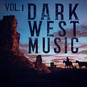 Atmospheric and Dark Wild West Music Pack with 10 unique tracks and one ambient Bonus Track
