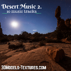 Collection of 10 excellent music tracks for your games.