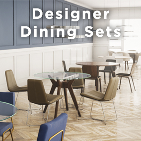 Set of 5 high-quality photorealistic dining sets for your Archviz scenes. Desktop and VR friendly.