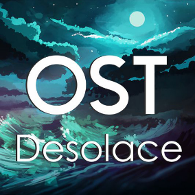 Inspired by games such as Hyper Light Drifter, Minecraft & FEZ, Desolace is an Immersive, Emotive, Inspiring & original soundtrack.