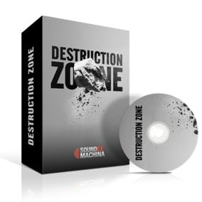 A huge collection library of debris and destruction sounds - perfect to design earthquakes, landslides, explosions, disaster scenarios or structural failures & collapses.