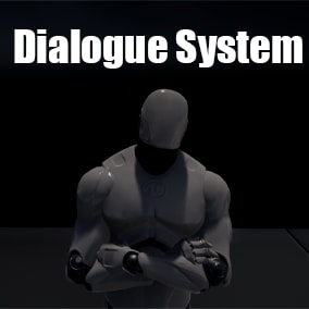 Dialogue system with decisions and response time