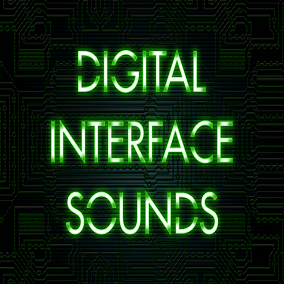 A collection of futuristic interface sounds
