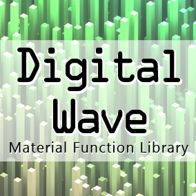 Material Function Library for fast and easy material FX construction