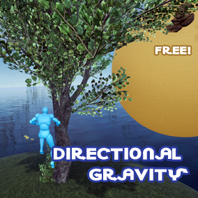 Free vector gravity for planets and directions. GravityMovementComponent allows you to control gravity direction and force for physics and movement.
