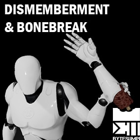 The Ultimate BoneBreak, Dismemberment and Gore system