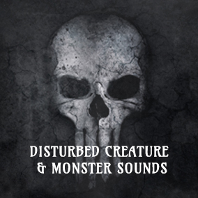 30 horrifying voices and sounds to add to your disturbed creatures.