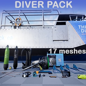 Diver Pack