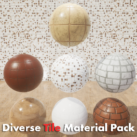 7 various and diverse materials for your needs