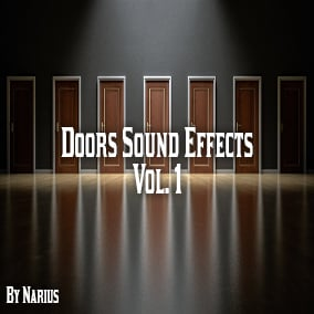 This pack contains 100 high quality doors sound effects.