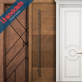 20 Doors design for real time rendering and VR