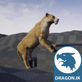 A plugin for providing ik to animals purely through animation blueprints