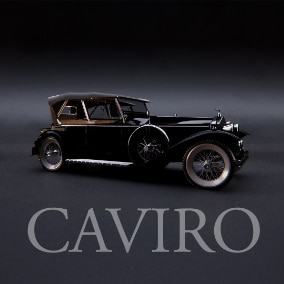 An elegant car for your project! In the style of the 30s!