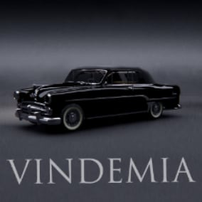 Vintage, beautiful, elegant, where else can I find such a car of the 50s