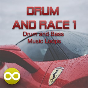 Drum and Bass Music Loops
