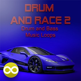 Drum and Bass Music Loops - not only for racing games