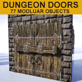 Dungeon Doors Modules