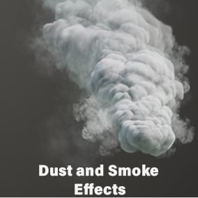 Dust and Smoke Effects