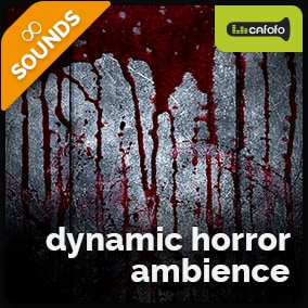 Generate endless variations of horror background ambiances for your game controlling dynamic sound layers and textures.