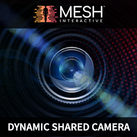 Dynamically Switch between Shared and Split Camera