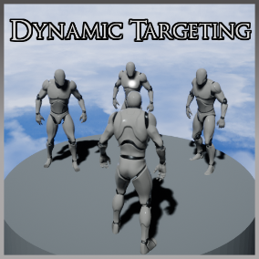 Dynamic Targeting is customizable system occuring in games like Dark Souls, The Legend of Zelda and many others, allowing you to focus camera on any actor in the game.