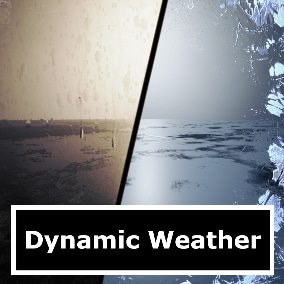 Realistic Dynamic Weather System