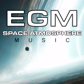 EGM Space Atmosphere contains music to drop into any Space game or Fantasy based video game.