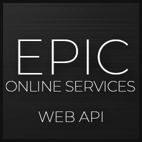 Use the Epic Web API in Blueprints