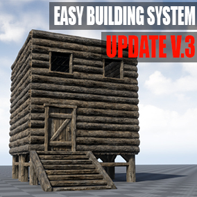 Easy Building System. Easy to use. Works Out Of Box. Create your own house or something more.