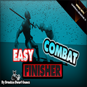 The Easy Combat Finisher System is a framework helps you to set up your finishers in an cinematic way (or other animations with two characters).