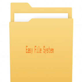 The plugin is designed to work with the file system.