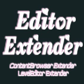 Context menu extender (ContentBrowser and LevelEditor), ActionAssists will be loaded automatically.