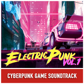 An electronic music pack for your cyberpunk game.