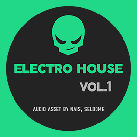 Electro House Vol.1 Royalty Free Music by Nais and Seldome