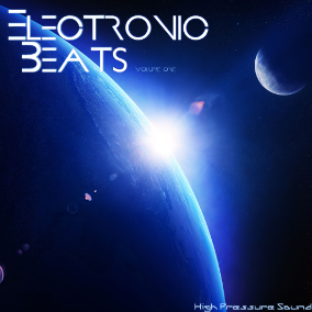 5 Original Electronic Music Tracks, plus 50 Alternate Versions, Loops and Stems!