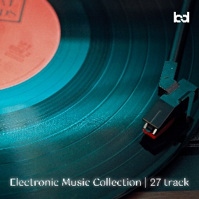 Electronic Music Collection, with 27 tracks.