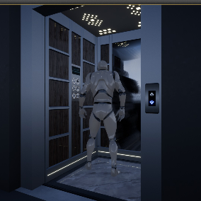Useful high quality elevator kit with Blueprint