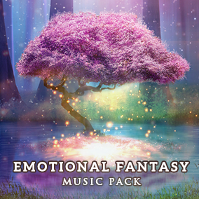 3 beautiful and immersive fantasy music tracks that add a touch of magic and emotion to the game!