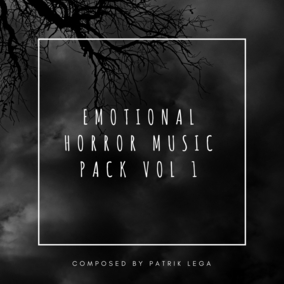 A pack of eight tracks for your horror game.