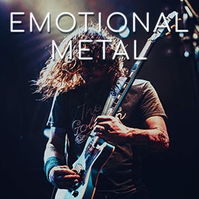 Melodic emotional rock and metal music with intense sound. Works well with dramatic game scenes and trailers.