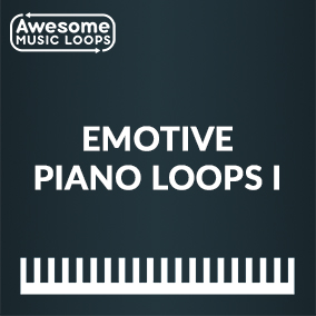A collection of short, emotive and beautiful piano loops.
