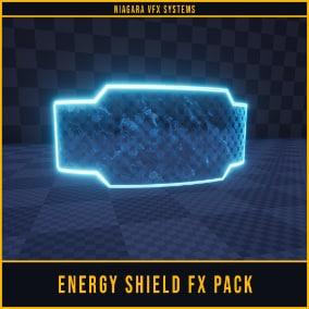 Customizale Energy Shields Fx Pack