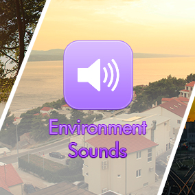With this asset you can add realistic sounds to your game.