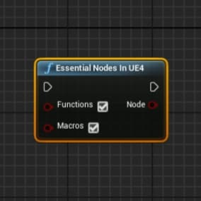 """90 Essential Nodes that are indispensable in UE4. From measurement units, for each random loop and even the Get All Attached Actors recovered from previous versions of the """"engine""""."""