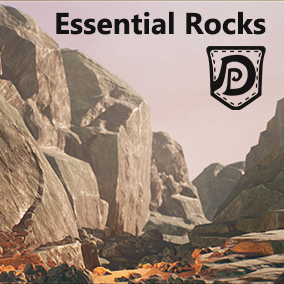 The basic supply of rocks and boulders. Optimized shader allows for huge customization. Every asset can be shaded as rocks/crystals/ice etc.