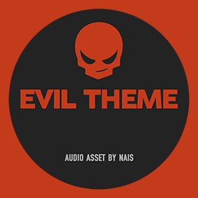 Evil Theme Vol.1 - Royalty Free Music by Nais