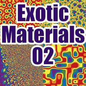 Exotic Materials 2 mini Pack