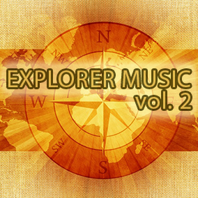Mystic, tense, melodic, enchanting music for the exploring games and adventures of many kinds.