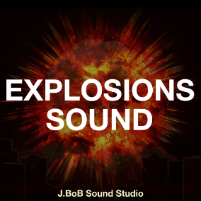 Best Quality Epic Explosions Sound Pack!